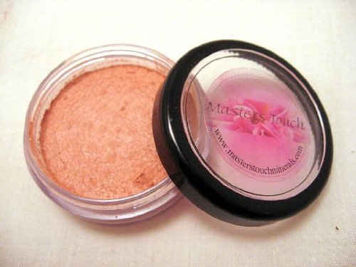Innocence Blush, Master's Touch Minerals Makeup, Silk Perfection Formula, Pure Premium Natural Bare Mineral Cosmetics Powder