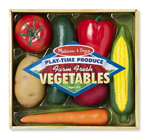 Usa Wholesaler- 17249326-Play-Time Produce Vegetables