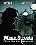 img - for Mean Streets: Classic Film Noir Roleplaying book / textbook / text book