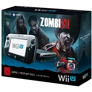 Nintendo Wii U - ZombiU Edition Premium pack
