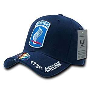 Rapiddominance Air Force Wing The Legend Military Cap, Navy