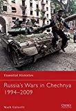 img - for Russia's Wars in Chechnya 1994-2009 (Essential Histories) book / textbook / text book