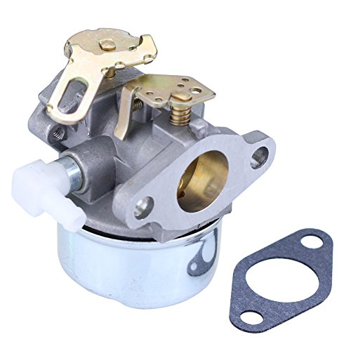 New Efficient Carburetor Suitable Replacement for Lawn Tecumseh 632107 632107A 640084A 640084B Toro Snowblower Carb (Snow Blower Carb compare prices)