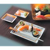 MSC 12 Piece Sushi Set ~ MSC