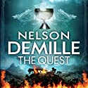 The Quest Audiobook by Nelson DeMille Narrated by Scott Brick