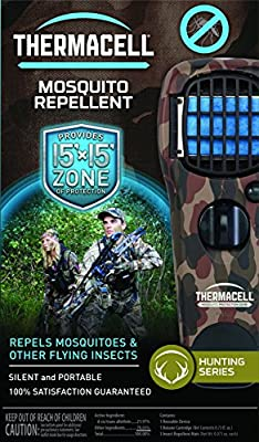 ThermaCELL Mosquito Repellent Personal Pest Control Appliance