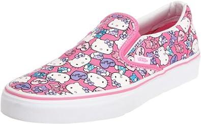 Vans Kids Classic Slip-On (US 4-10) 5.0 Infant, Pink