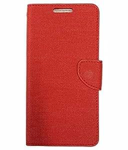 ZYNK CASE FLIP COVER FOR LENOVO VIBE K5-RED