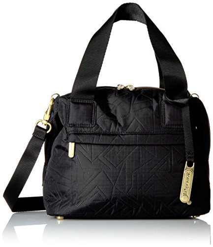 lesportsac-mayfair-bag-linear-maze-black