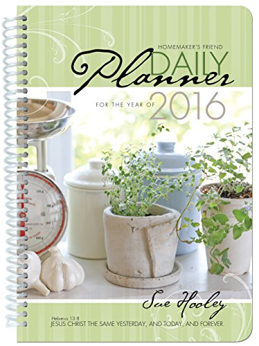 2016 Daily Planner