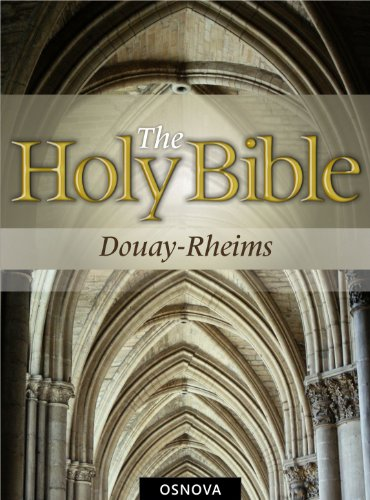 Kindle Catholic Bible (D-R) (best navigation with Direct Verse Jump)