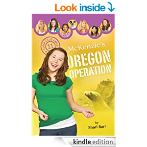 McKenzie's Oregon Operation (Camp Club Girls)