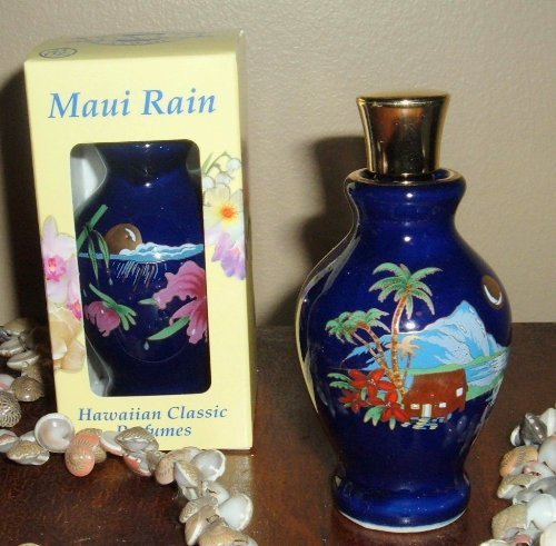 Maui Rain Hawaiian Perfume by The Hawaiian Classic Perfumes Collection (Maui Rain Perfume compare prices)
