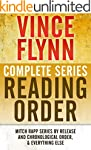 VINCE FLYNN COMPLETE SERIES READING O...
