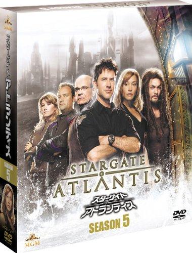 スターゲイト:アトランティス シーズン5 (SEASONSコンパクト・ボックス) [DVD]