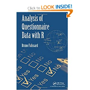 Analysis of Questionnaire Data with R Bruno Falissard