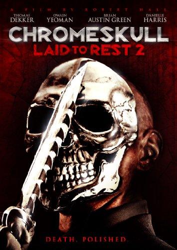 Chromeskull: Laid to Rest 2 [Reino Unido] [DVD]