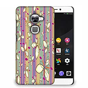 Snoogg Cream Petals Designer Protective Phone Back Case Cover For Samsung Galaxy J1