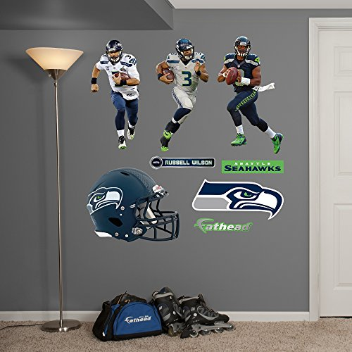NFL-Seattle-Seahawks-Russell-Wilson-Hero-Pack-Real-Big-Wall-Decals