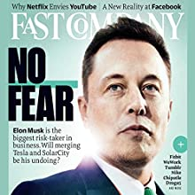 Audible Fast Company, July/August 2017 Periodical by Fast Company Narrated by Ken Borgers