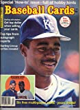 img - for Baseball Cards Magazine Dec. 1989 Tom Gordon book / textbook / text book