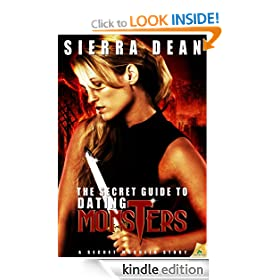 The Secret Guide to Dating Monsters: Secret McQueen Series, Book 2
