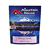 Mountain House Standard Pouch, Raspberry Crumble