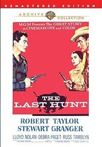 The Last Hunt [DVD] [1956] [Region 1] [US Import] [NTSC]