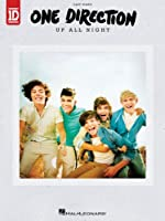 One Direction - Up All Night - Easy Piano Songbook