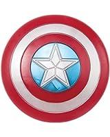 "Rubies Captain America: The Winter Soldier Retro Costume Shield, 12"""
