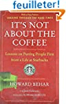 It's Not About the Coffee: Lessons on...