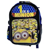 Despicable Me 2 Movie 1 In A Million Large Backpack Tote Bag 087665