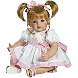 "Adora Baby Doll, 20 inch ""Happy Birthday Baby"" Sandy Blonde Hair/Blue Eyes"