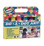 DO A DOT Brilliant Do A Dot Markers 6 Count Pack