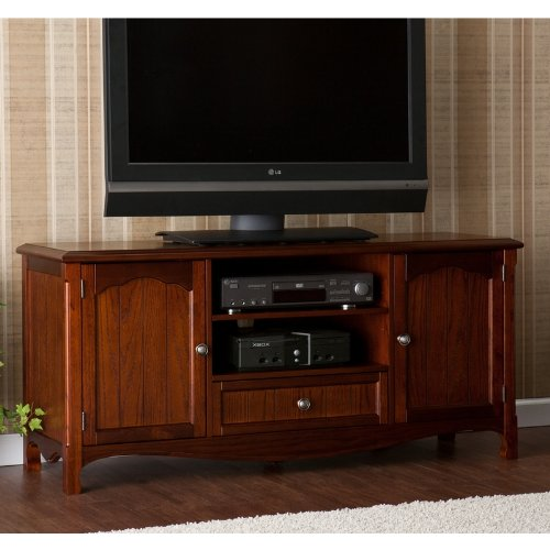 Cheap Holly & Martin Everett 52″ TV Media Stand in Espresso (63-097-055-7-12)