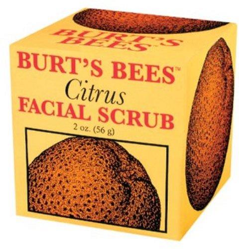 Bee burts citrus facial scrub