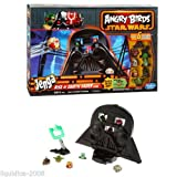 NEW STAR WARS ANGRY BIRDS RISE OF DARTH VADER JENGA GAME OFFICIAL HASBRO GAME