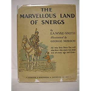 The Marvellous Land of Snergs  51kbCtbhvDL._AA300_