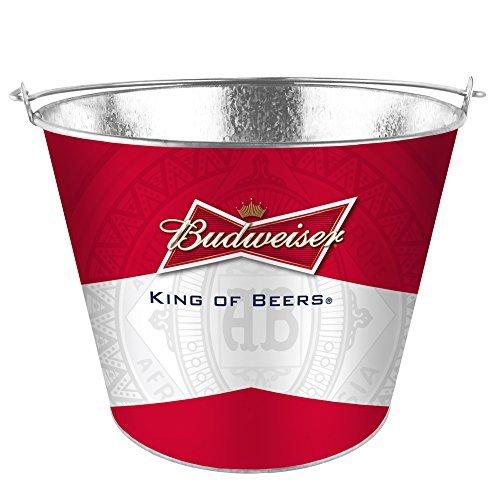 boelter-brands-budweiser-metal-full-wrap-ice-bucket-5-quart-by-boelter-brands