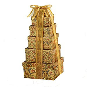 Broadway Basketeers The Ultimate Sympathy Gourmet Gift Tower