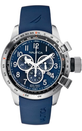 Nautica Men's BFC Chronograph Watch #N19525G