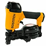 BOSTITCH RN46-1 3/4-Inch to 1-3/4-Inch Coil Roofing Nailer image