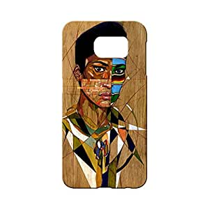 G-STAR Designer 3D Printed Back case cover for Samsung Galaxy S6 - G1917