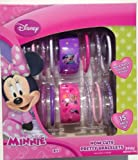 Disney Minnie Mouse How Cute Pretty Bracelets 15 Piece Set