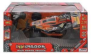 Innovador 1:10 Remote Control High Speed Terminator Truggy, Multi Color