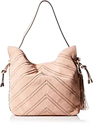 Vince Camuto Nella Hobo Shoulder Bag, Garden Rose, One Size
