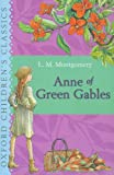 Image of Anne of Green Gables (Oxford Children's Classics)