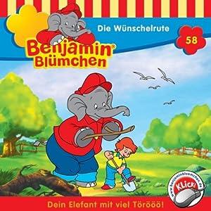 Die Wünschelrute (Benjamin Blümchen 58) Hörspiel