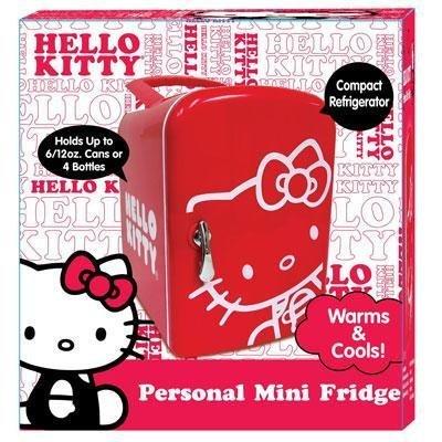 SAKAR 76009 Hello Kitty Mini Fridge (Fridge Dj compare prices)