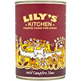 Lily's Kitchen Wild Campfire Stew for Dogs 400 g (Pack of 6)